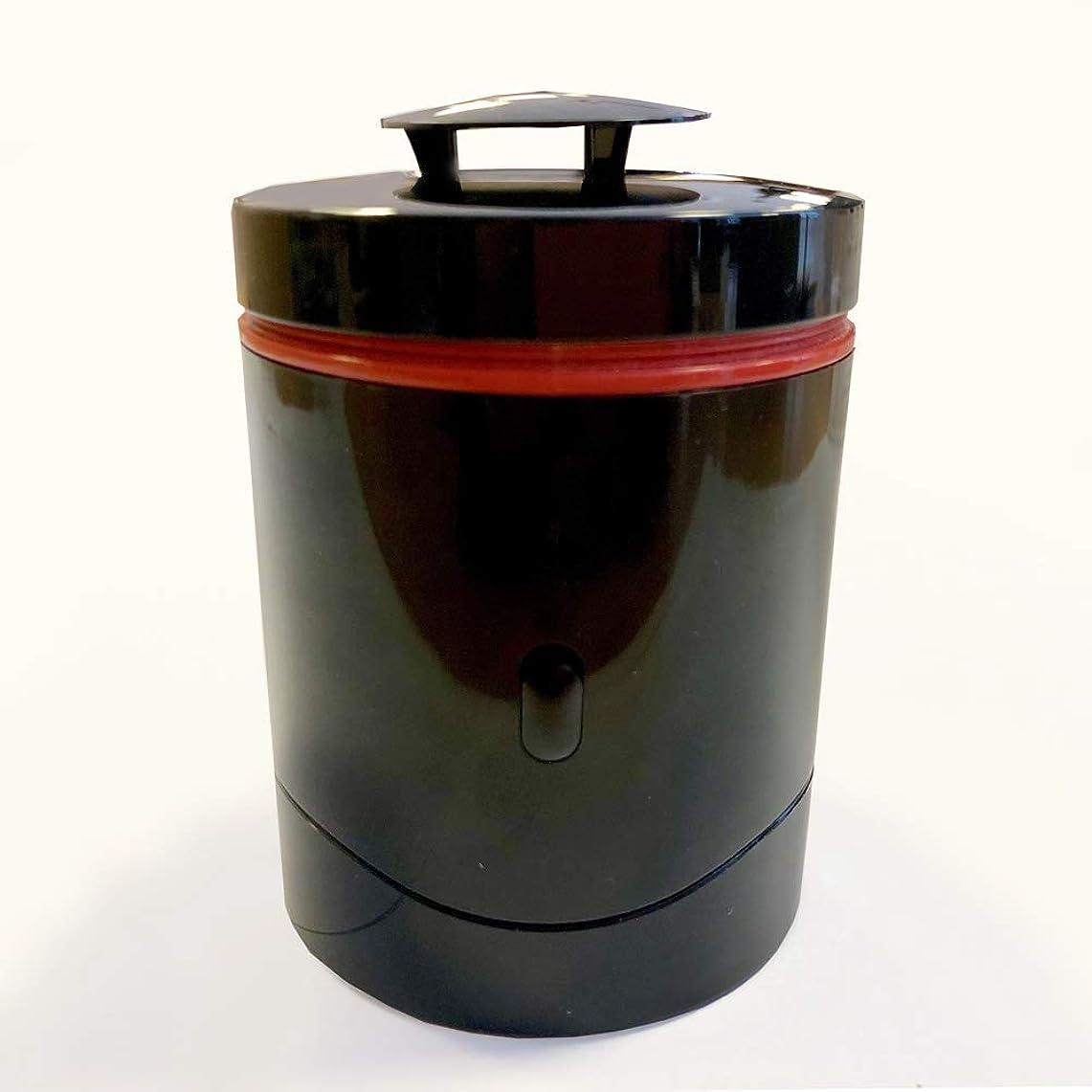 メンターアジテーションのホスト電子香炉kioka Black