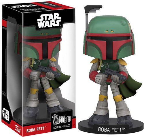 Wobbler: Star Wars: Boba Fett