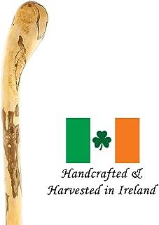 Authentic Hazel Walking Stick from Ireland