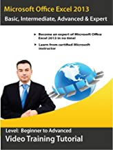 Learn Microsoft Excel 2013 Video Training DVD Course from Certified Instructor