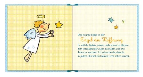 Zehn Englein wünsch ich dir!: Geschenktäschchen mit Buch und Schutzengelpuppe - 4