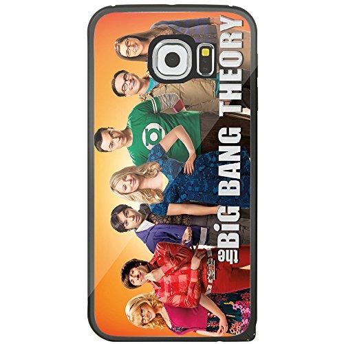 The Big Bang Theory Póster de película Cool para iPhone y Samsung Galaxy