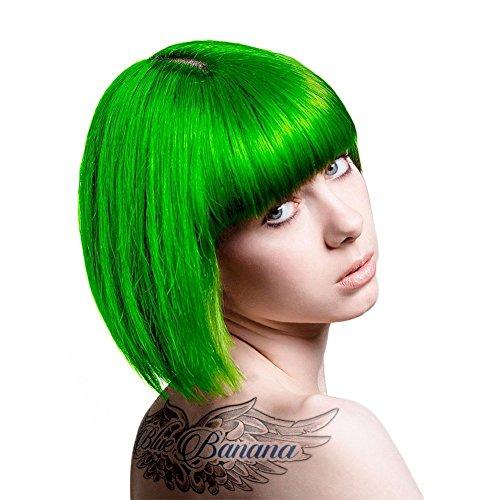 Stargazer UV Green Semi Permanent Hair Dye by Stargazer
