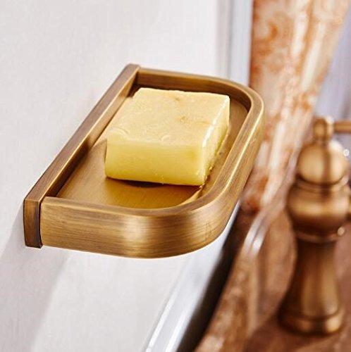 Die neuen Bad-Accessoires,Sucastle Alle Seife und Seife Netto Seife Spülmittel Seife Box stehen antike Seife Antike europäischen Stil