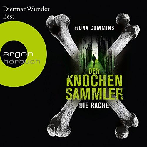 Die Rache audiobook cover art
