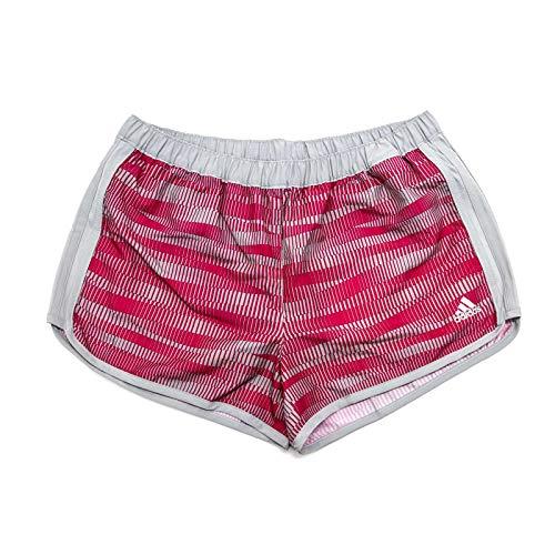 adidas Women's Running Shorts (L) Pink