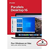 Parallels Desktop 16 for Mac | Run Windows on Mac Virtual Machine Software | 1-Year Subscription [Mac Download]