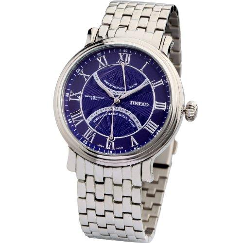 Time100 Orologio da polso, uomo, acciaio inox W80005G.01A