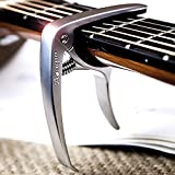 Adagio PRO DELUXE CAPO Suitable For Acoustic & Electric Guitars With Quick Release