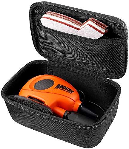 COMECASE Tasche für Multischleifer, Meterk Dreieckschleifer 125W, 13500 RPM Motor mit Staubsammelung System
