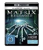 Matrix Reloaded (4K Ultra HD) (+ Blu-ray 2D) (+ Bonus-Blu-ray) [Alemania] [Blu-ray]
