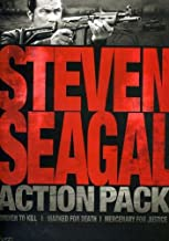 Steven Seagal Action Pack: (Driven to Kill / Marked for Death / Mercenary for Justice)