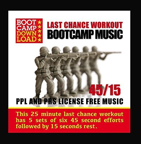 45 / 15 Hiit Last Chance Workout Circuit Training Bootcamp Music by Daniel Steptoe-Thompson
