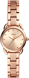 Women's Tailor Mini Rose Gold Tone Stainless Steel Watch ES4497