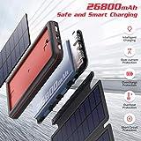 Zoom IMG-1 iposible powerbank solare 26800mah con