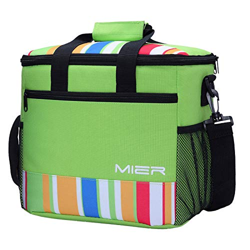 Mier 24 Can Large Capacity Soft Beach Cooler