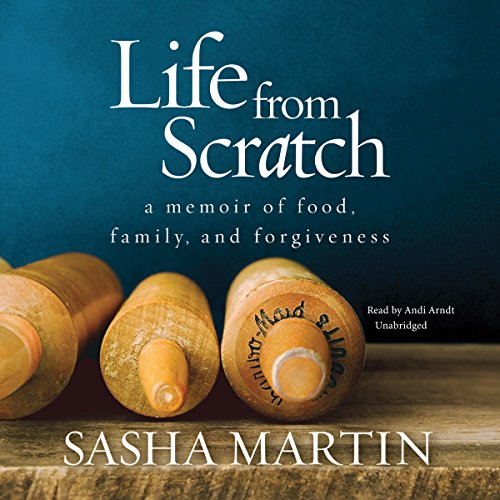 Life from Scratch Titelbild