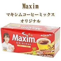 [マキシム]【韓国コーヒ】maximマキシムコーヒーミックス(オリジナル)12g×20本入