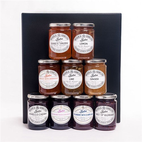 Pack Gourmet Mermeladas Tiptree