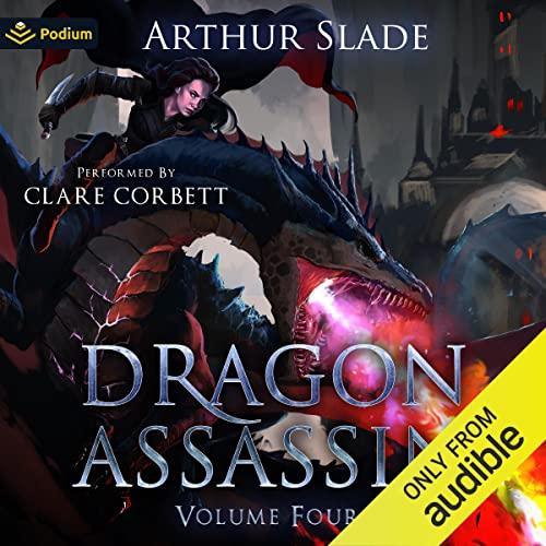 Dragon Assassin: Volume 4 cover art