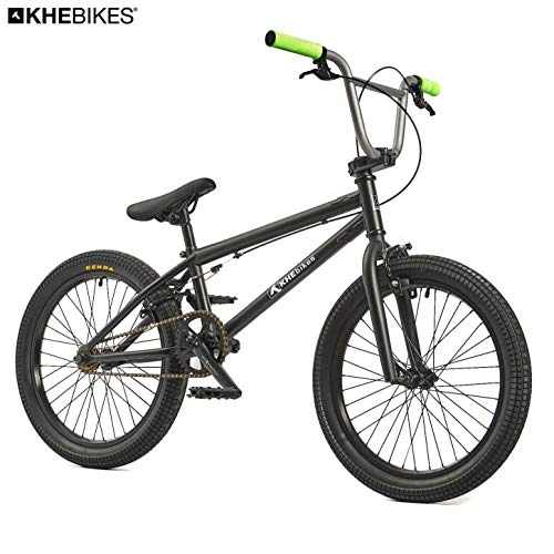 KHE BMX Fahrrad Dirty Harry CS schwarz 20 Zoll nur 11,4kg!