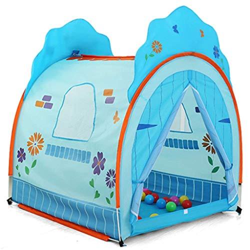Pkfinrd Tents kinderkamer, kinderbed interactief spel geschikt voor kinderen om te feesten en te spelen/grote capaciteit ontwerp