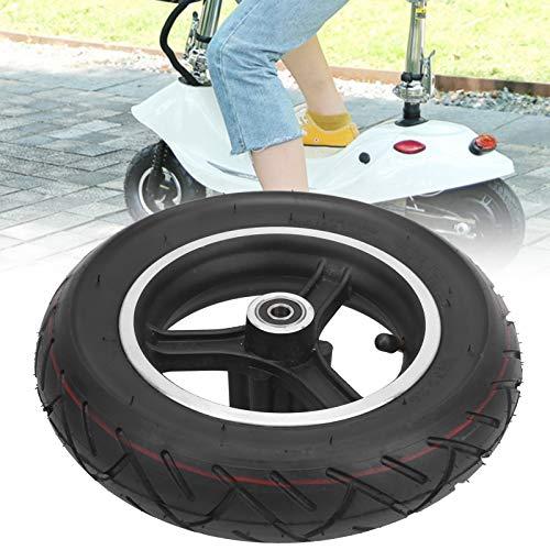 Eosnow Neumático de Rueda de 10x2.5 Pulgadas, Caucho Natural de la presión de los neumáticos de Goma de la Vespa para la Vespa eléctrica
