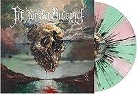 Sea of Tragic Beasts [Mint Green & Pink w/ Black Splatter]