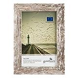 goldbuch 92 0492 - Cornice portafoto Tallinn vintage in legno MDF, per foto singola, formato 10 x 15 cm, con supporto da appoggiare e da parete