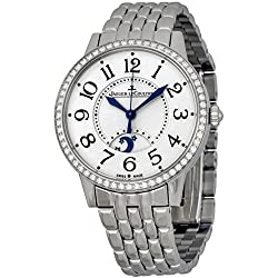 Rendez-Vous Silver Dial Stainless Steel Diamond Watch Q3448120