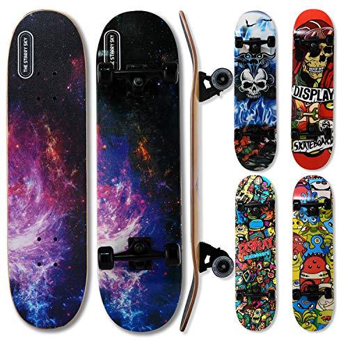 WeLLIFE - RGX Skateboard Skateboard (31
