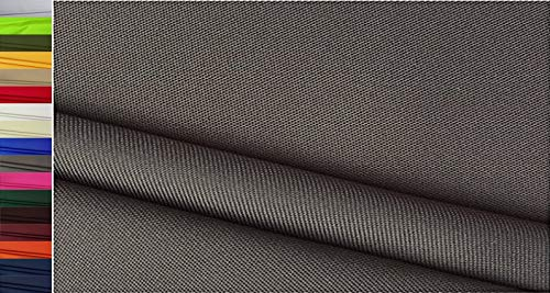 Stoffbook Tejido Nylon Cordura 600D Robusto gris, C800