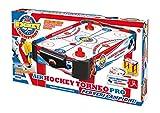 RSTA- Rstoys 9658-Air Hockey Legno 69x37x69 cm, Multicolore, 9658