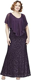Best capelet long dress Reviews