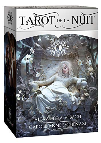 Tarot De La Nuit: 79 Full colour Tarot Cards and Instructons