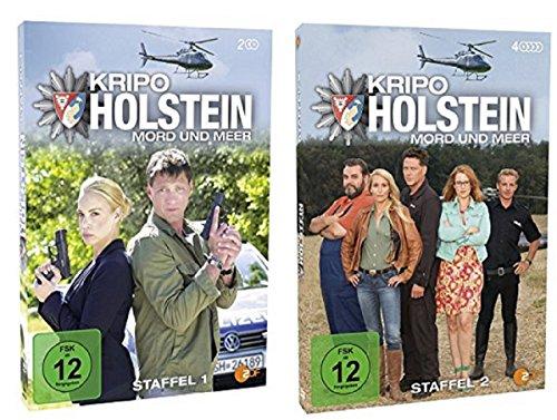 Kripo Holstein - Mord und Meer: