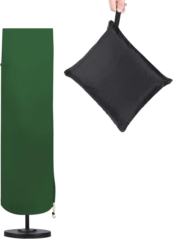 Max 61% Superior OFF HANTURE Umbrella Cover Patio Heavy Market Waterproof Duty Paraso