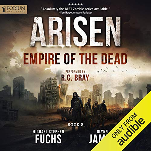 Empire of the Dead cover art