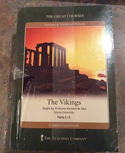 The Great Courses: The Vikings by Professor Kenneth W. Harl (2005-08-02)