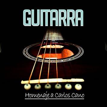 Guitarra, Homenaje a Carlos Cano
