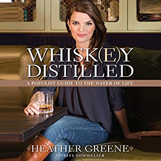 Whiskey Distilled audiobook cover art