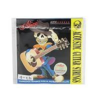 Aliceステンレススティールスーパーライトギター弦、銅巻き、D-4th