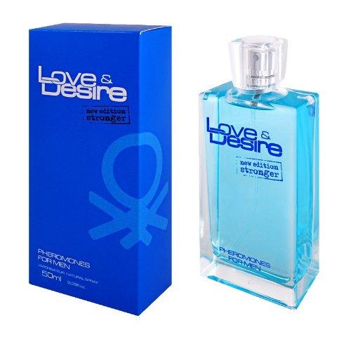 Love and Desire for Men 50 ml EdT aux phéromones
