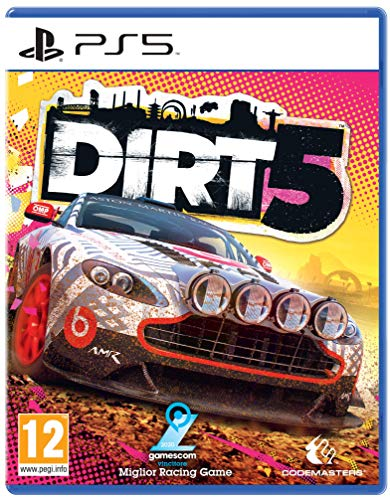 DiRT 5 - PlayStation 5 - Day-One