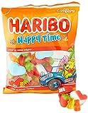 HARIBO Happy Time, 1 X G, 150 Gramo