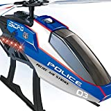 MUMUMI Large Drop-Resistant 2.4G Air Hovering USB Charging RC Aircraft, Outdoor Suitable for Beginners RC Helicopter with LED Lights, Kid's Birthday Remote Control Airplane Gift