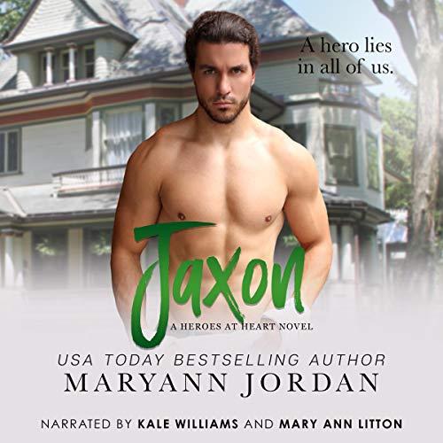 Jaxon cover art