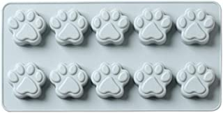 Basic Tool Set For Home,Silicone Cat claw Cake Cookie Chocolate Mould Lollipop Mold Baking Ice Tray