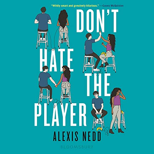 Don't Hate the Player cover art
