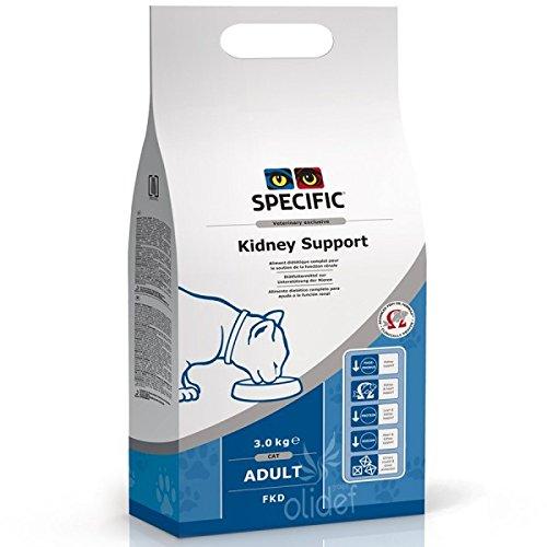 Pienso Specific FKD Kidney support para gatos con problemas renales cardiacos o hepaticos